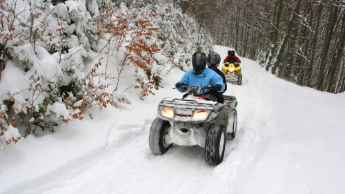 Callaghan Valley ATV Tour – Beginner & Moderate Levels
