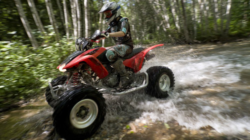 Callaghan Valley Extended ATV Tour & Lunch – Moderate Level