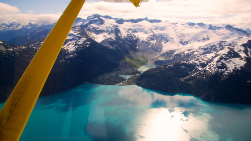 Glacier Scenic Flight by Floatplane