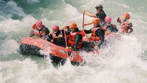 Elaho-Squamish Whitewater River Rafting