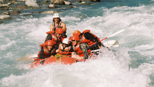 Green River Whitewater Rafting Trip