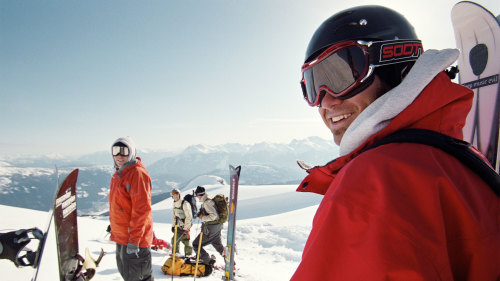 Whistler Snowboard Rental Package with Delivery