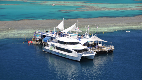 Great Barrier Reef Overnight Experience