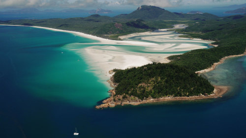 Whitsundays Scenic Flight by GSL Aviation