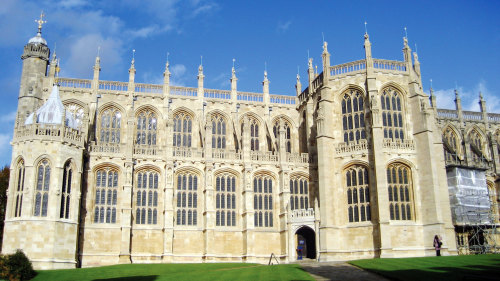 Windsor, Oxford & Stonehenge Full-Day Tour