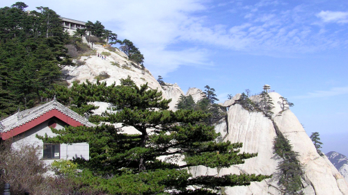 Private Day Excursion to Huashan Mountain by Shanghai Han Tang Travel