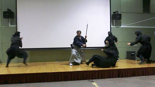 Private Ninja Dojo Workshop