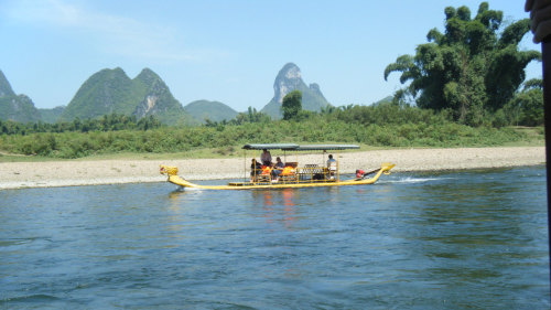 Private Full-Day Sightseeing Tour from Yangshuo