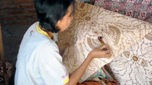 Private Batik Workshop with a Local Artisan