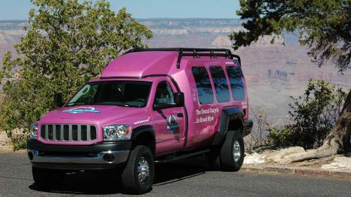 Pink Jeep Tours: Red Rock and Grand Canyon Tour