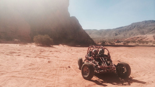 ATV/Dune Buggy Tour - Valley of Fire by Sun Buggy Fun Rentals