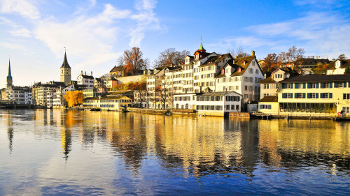 City Highlights Tour by Best of Switzerland Tours