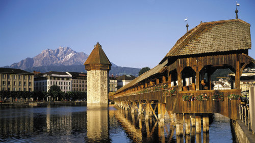 Lucerne Day Trip by Gray Line Zurich