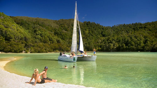 Abel Tasman Full-Day Sailing Trip