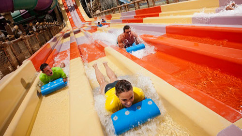 Yas Waterworld Admission with Transfers