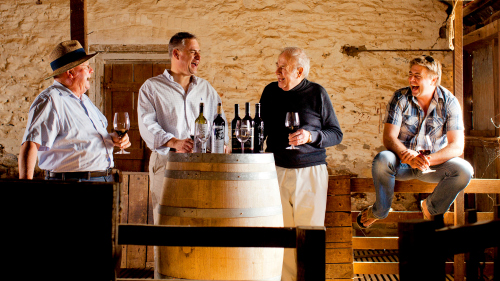 Wine Tour of the Barossa Valley by A Taste of South Austraia