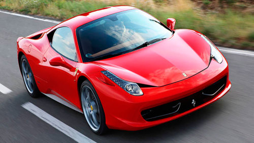Adelaide Ferrari Joyride Experience by Exotic Sportscar Hire