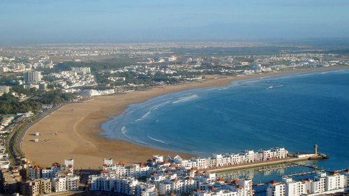 Agadir Private Full-Day Tour with Lunch