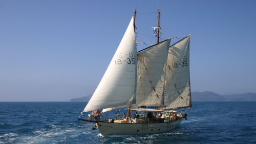 Tall Ship Sailing & Snorkeling Cruise by Tall Ship Adventures