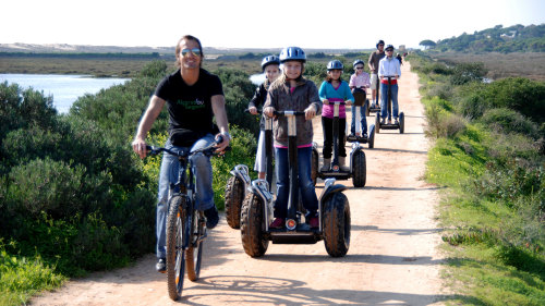 Ria Formosa Natural Park & Bird Watching by Segway