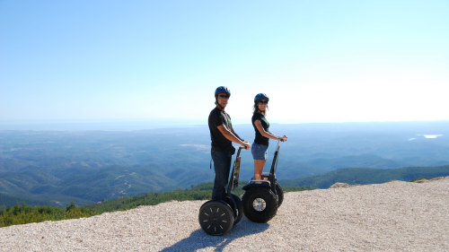 Monchique Sightseeing Tour by Segway