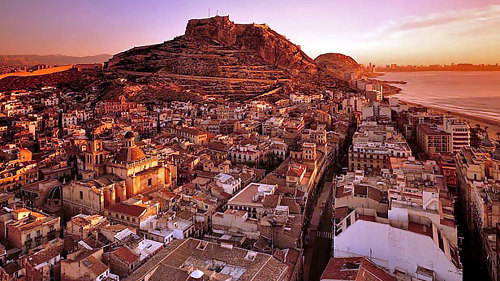 Santa Pola, Tabarca & Palmeral of Elche Full-Day Tour