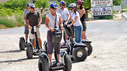 City Center Segway Tour by Trip4Real