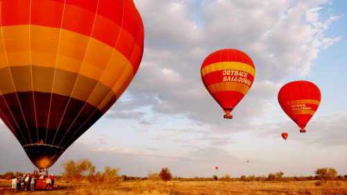 Balloon Flight & Champagne Experience