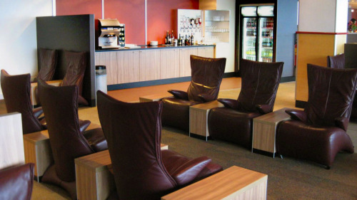 Executive Lounge Access at Amsterdam Schiphol Airport