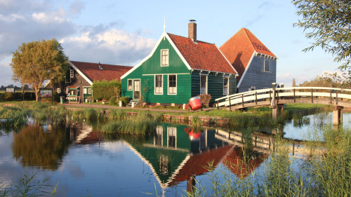 Windmills, Countryside, Delft Blue Pottery & The Hague Full-Day Tour