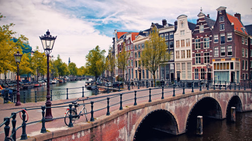 Amsterdam & Holland Full-Day Tour