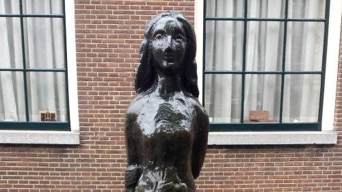 Anne Frank House Fast-Track Entry & Jewish Heritage Walking Tour