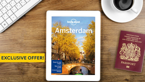 Get a Lonely Planet Amsterdam city guide eBook with all Amsterdam 'Things to Do'