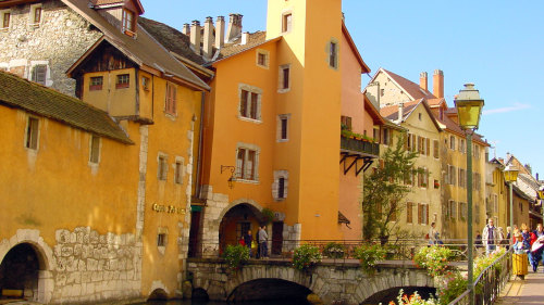 Annecy Half-Day Tour by Keytours