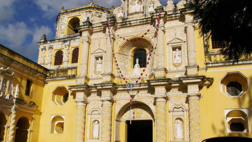 Antigua and Surrounding Villages Full Day Tour