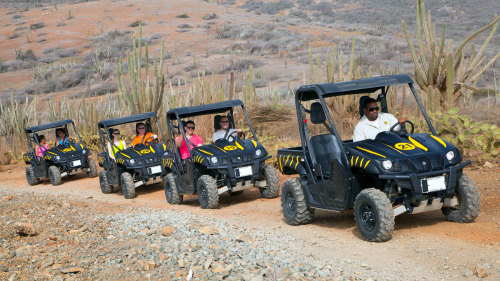 UTV Off-Road Safari