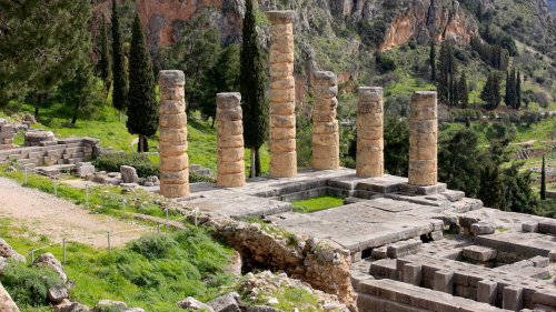 Private 3-Tour Combo Saver: Athens, Delphi & Cape Sounion by Key Tours