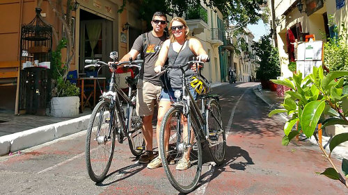 Small-Group Historic City Bicycle Tour