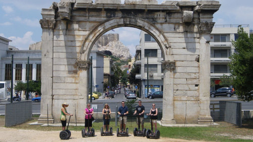 City Center & National Garden Segway Tour