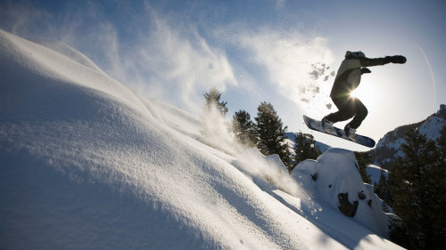 Alta & Snowbird Snowboard Rental Package