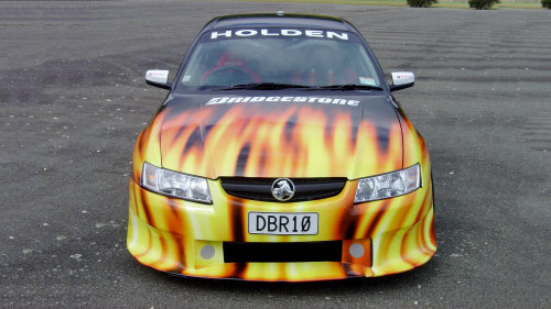 Holden V8 Driving Experience at Pukekohe Park