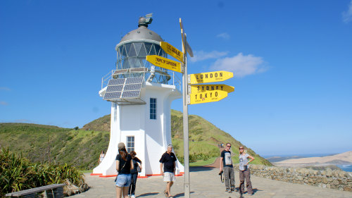 Dune Rider Cape Reinga Tour by Explore Group Limited