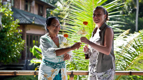 Half-Day Tour of Rural Bali