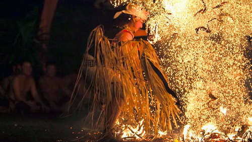 Sanghyang Dance, Kecak Dance & Fire Dance Performance