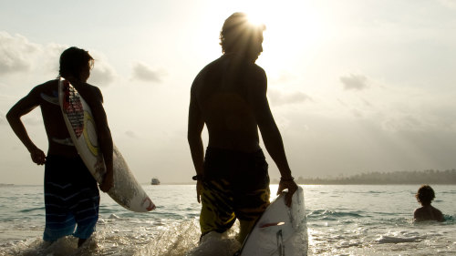 Complete Surfer Lesson by Rip Curl School of Surf