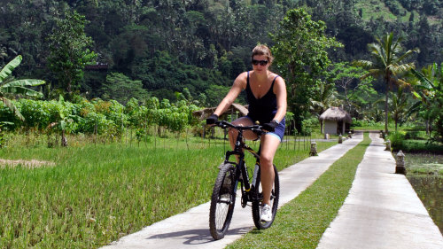 Private Besakih Temple & Sidemen Village Cycling Full-Day Tour