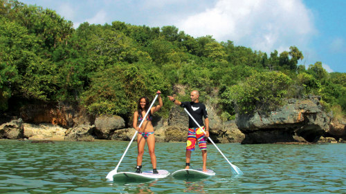 Stand-Up Paddle by Rip Curl School of Surf