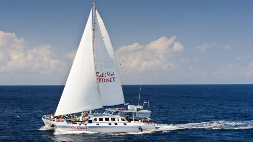 Aristocat Sailing Cruise to Lembongan Island