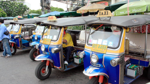 Small-Group Tuk Tuk Experience by Urban Adventures