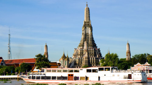 Ayutthaya Ancient Capital Tour with River Cruise by Tour East Thailand